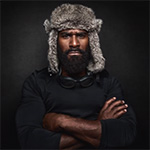 Joel Grimes: Dramatic portraits with one light