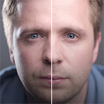 The importance of pupil size in portraits